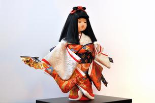 市松人形の写真素材 [FYI00387712]