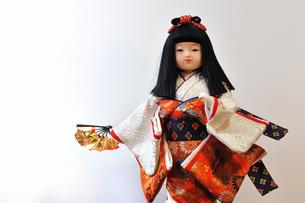 市松人形の写真素材 [FYI00387718]