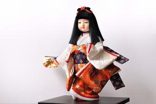 市松人形の写真素材 [FYI00387728]