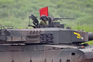 90式戦車の写真素材 [FYI00388393]
