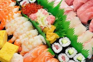 寿司の写真素材 [FYI00389202]