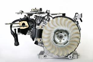 汎用エンジンの写真素材 [FYI00389208]