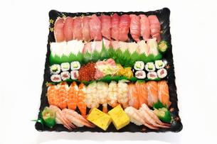 宅配寿司の写真素材 [FYI00389213]