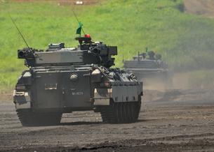 89式装甲戦闘車の写真素材 [FYI00389458]