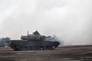 90式戦車の写真素材 [FYI00389470]