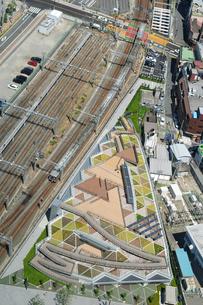 スカイツリータワーからの眺めの写真素材 [FYI00389472]
