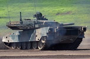 90式戦車の写真素材 [FYI00389479]