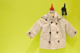 子供用にコートの写真素材 [FYI00389561]