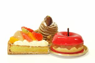 ケーキの写真素材 [FYI00389578]