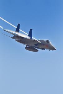 F-15イーグルのベイパーの写真素材 [FYI00389642]