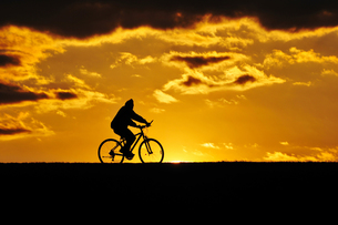 サイクリングの素材 [FYI00389773]