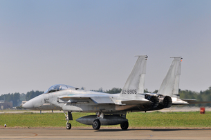 F-15イーグルの写真素材 [FYI00389818]