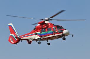 ヘリコプターの写真素材 [FYI00390354]