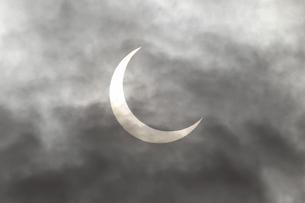 皆既日食の写真素材 [FYI00390427]