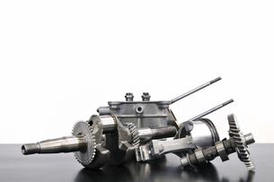 エンジンの部品の写真素材 [FYI00390468]