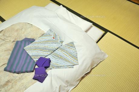 寝室の写真素材 [FYI00390500]