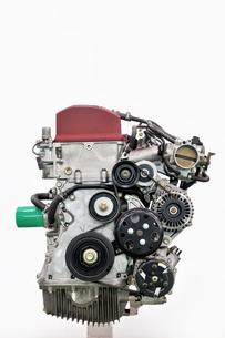 自動車のエンジンの写真素材 [FYI00390529]