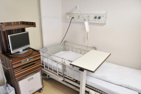 病室の写真素材 [FYI00390625]