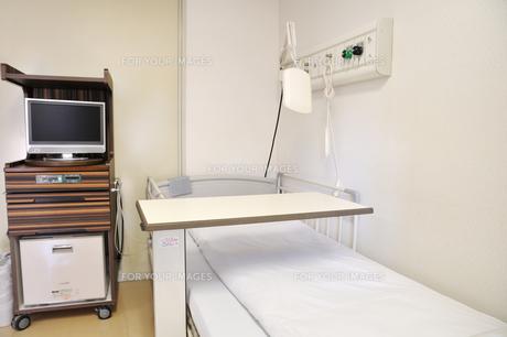 病室の写真素材 [FYI00390632]