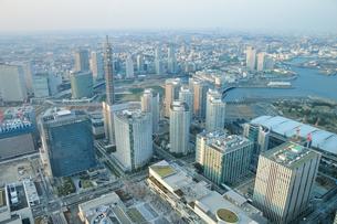 横浜ランドマークタワーからの展望の素材 [FYI00391716]