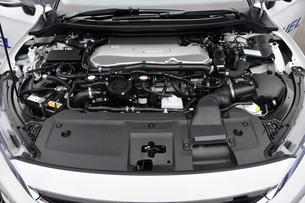 燃料電池自動車の写真素材 [FYI00391842]