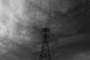 送電鉄塔の素材 [FYI00391934]