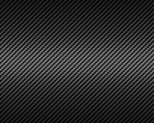 カーボンパネル(綾織り)の写真素材 [FYI00391942]