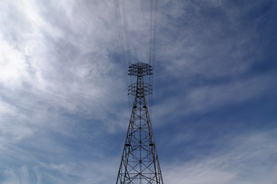 送電鉄塔の素材 [FYI00392009]