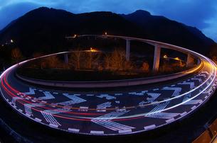 雷電廿六木橋(秩父ループ橋)の素材 [FYI00392036]