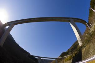 雷電廿六木橋(秩父ループ橋)の素材 [FYI00392073]