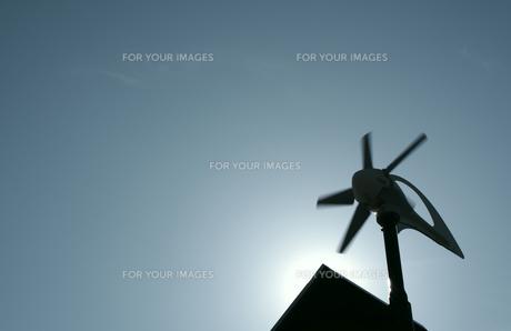 風車の素材 [FYI00392132]