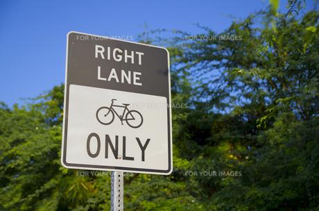 交通標識(アメリカ)の素材 [FYI00392175]