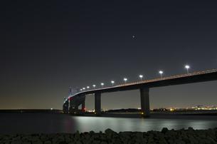 東京ゲートブリッジ(開通後)の写真素材 [FYI00392216]