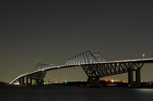 東京ゲートブリッジ(開通後)の写真素材 [FYI00392222]