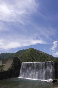 足尾砂防ダムの写真素材 [FYI00392226]