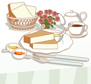 朝食の写真素材 [FYI00392249]