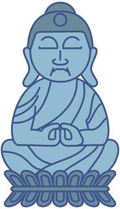 仏像の写真素材 [FYI00392268]