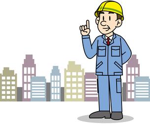 建築業の写真素材 [FYI00392276]