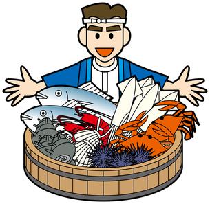 大漁の写真素材 [FYI00392287]