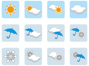 天気予報の写真素材 [FYI00392304]