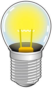 電球の写真素材 [FYI00392329]