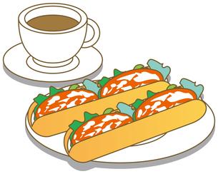 サンドイッチの写真素材 [FYI00392335]