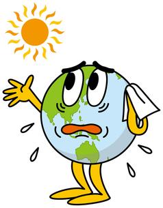 地球温暖化の素材 [FYI00392506]
