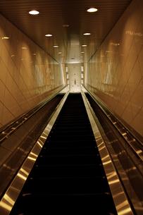escalatorの写真素材 [FYI00392805]