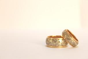 結婚指輪の写真素材 [FYI00392818]