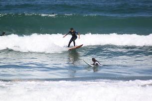 サーフィンの写真素材 [FYI00392841]
