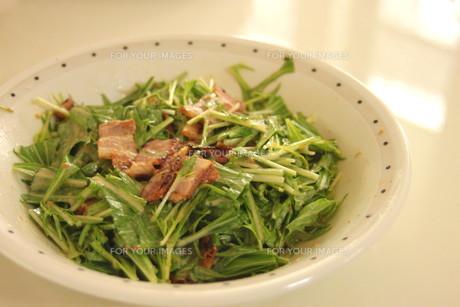 野菜サラダの写真素材 [FYI00392957]