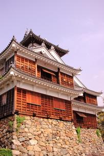 福知山城の素材 [FYI00393081]