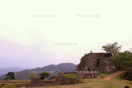 竹田城の写真素材 [FYI00393101]