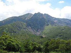 桜島のある風景の写真素材 [FYI00393124]
